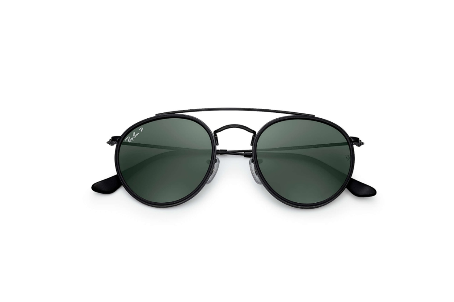 004353ee4a5 ... Ray-Ban Round Double Bridge - RB3647N (002 58) POLARIZED. Category    Sunglasses