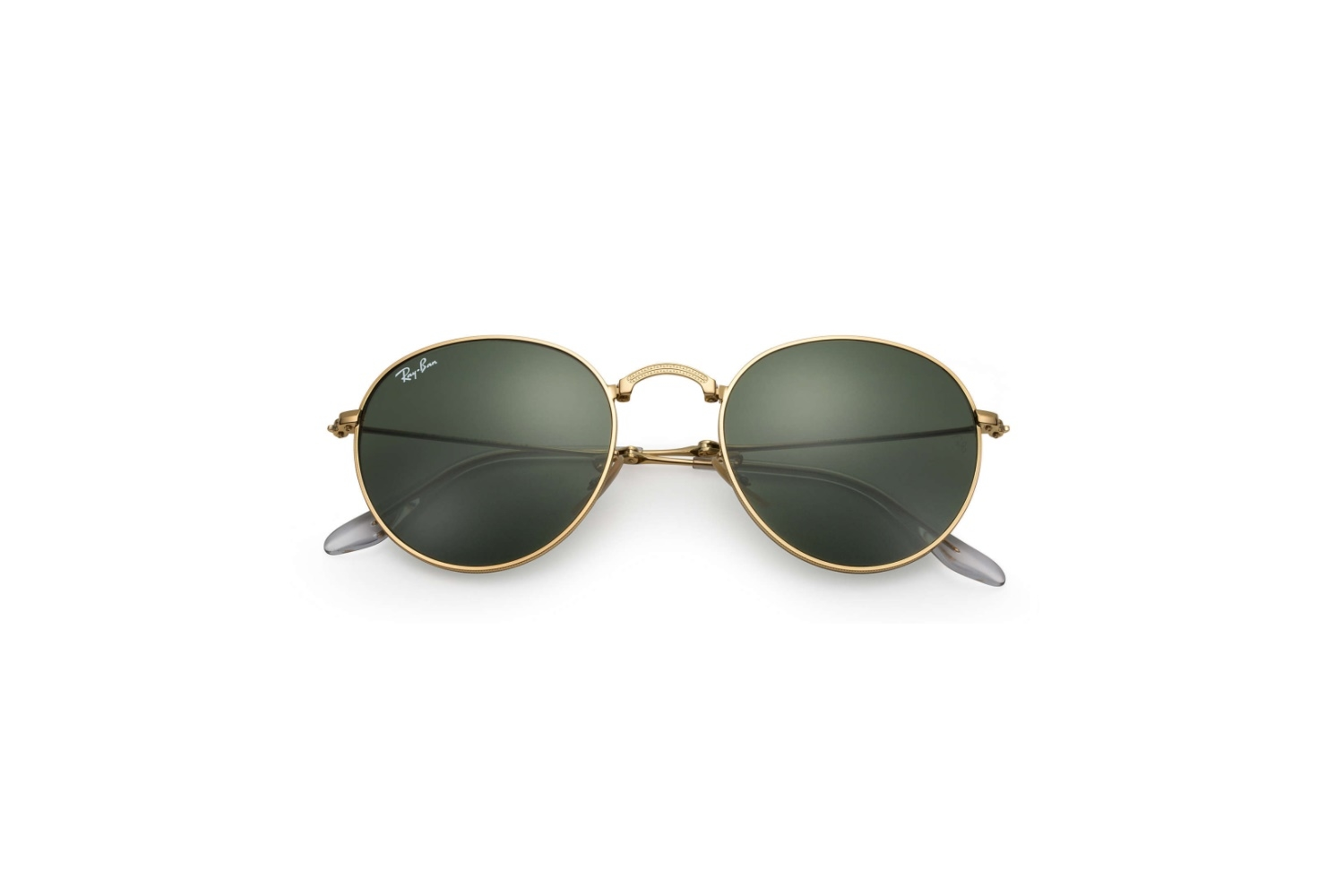 Ray - Ban Round Metal Folding - RB3532 001 50-20