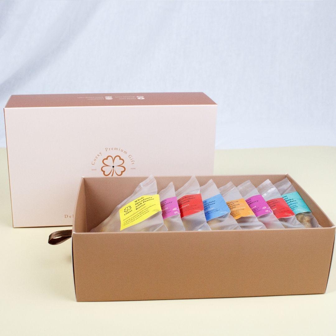 Tasting Box ช็อกโกแลต 15 ชิ้น (ไม่มีถั่ว)