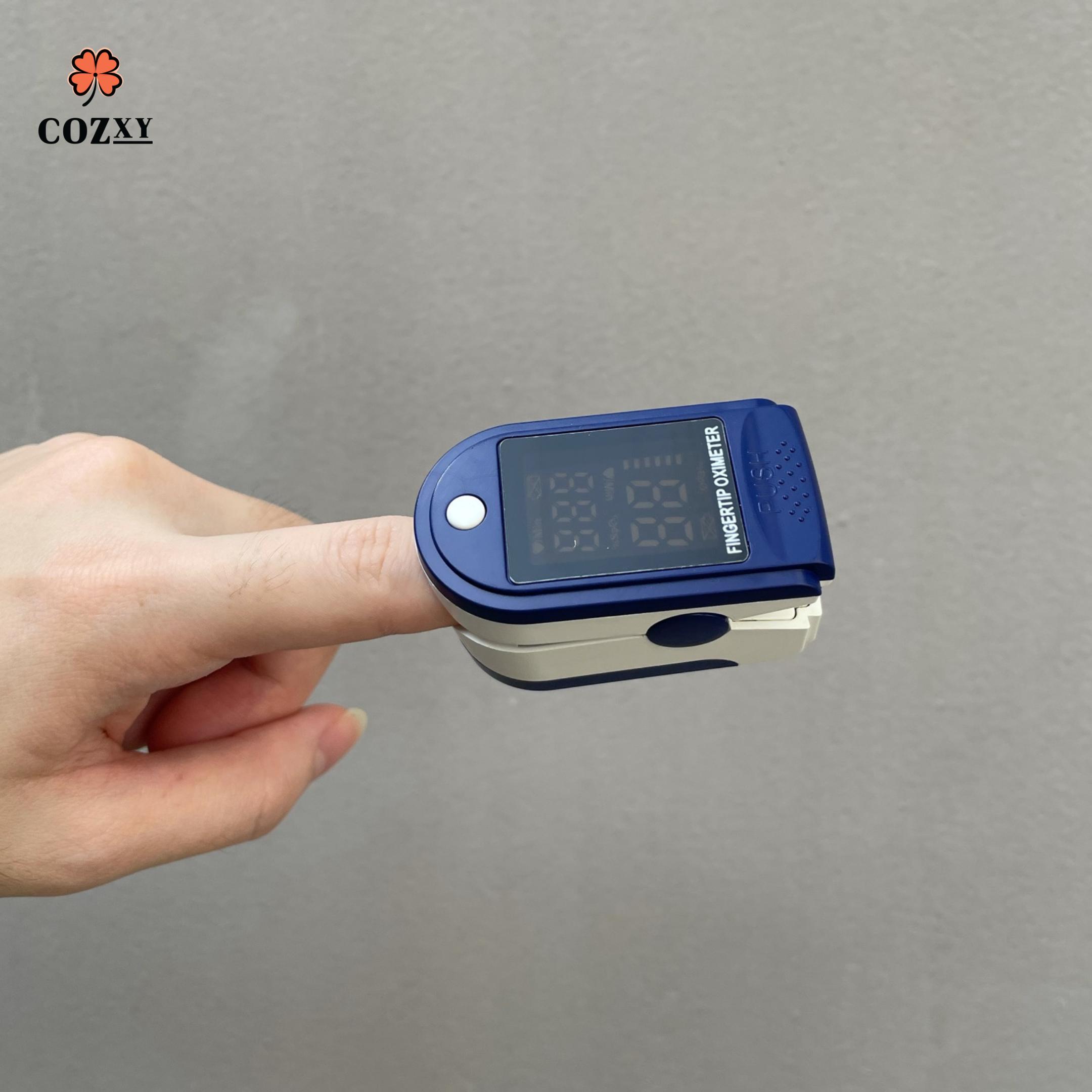 Oximeter เครื่องวัดออกซิเจนปลายนิ้ว